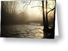 #cleveland #nature #metroparks Greeting Card