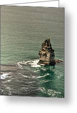 Cliff Of Moher 17 Greeting Card