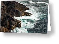Cliff Of Moher 18 Greeting Card