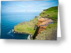 Cliff Of Moher 22 Greeting Card