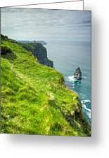 Cliff Of Moher 25 Greeting Card