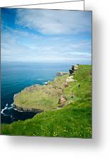 Cliff Of Moher 26 Greeting Card