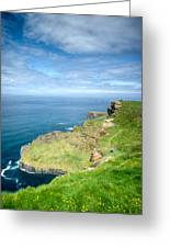 Cliff Of Moher 27 Greeting Card
