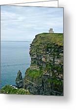 cliffs of Moher 37 Greeting Card