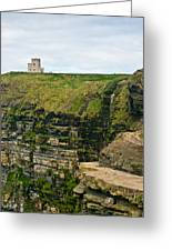 cliffs of Moher 38 Greeting Card