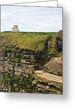 cliffs of Moher 39 Greeting Card