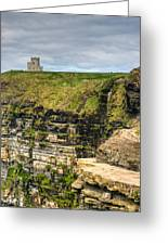 cliffs of Moher 40 Greeting Card