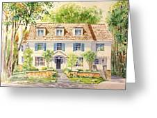 Clinton Place Greeting Card