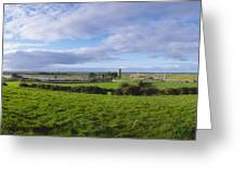 Clonmacnoise, Co Offaly, Ireland Greeting Card