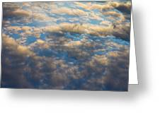 Cloud Imagery Greeting Card