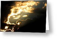 Cloud Nine 12 Greeting Card