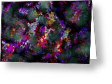 Cloud Space Greeting Card