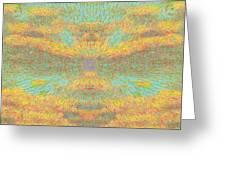 Cloud Spirit Greeting Card