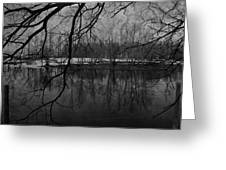 Clover Pond Greeting Card