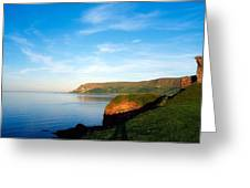 Co Antrim, Glenariff Or Waterfoot Greeting Card