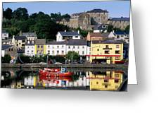 Co Cork, Kinsale Greeting Card