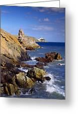 Co Dublin, The Bailey Lighthouse Greeting Card