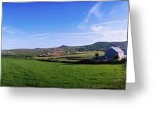Co Kerry, Dingle Peninsula, Dunquin Greeting Card