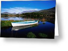 Co Kerry, Lakes Of Killarney Greeting Card