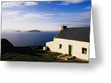 Co Kerry, Near Ballinskelligs, With Greeting Card