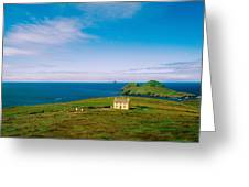 Co Kerry, Ring Of Kerry Skelligs & Greeting Card