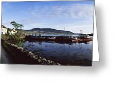 Co Mayo, Achill Sound Greeting Card