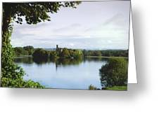 Co Roscommon, Lough Key Greeting Card