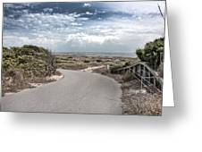 Coastal Bend Greeting Card