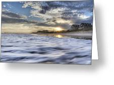 Coastal Currents Greeting Card