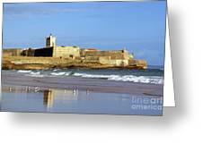 Coastal Defense Greeting Card
