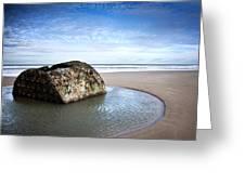 Coastal Scene Greeting Card