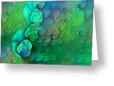 Coastal Waves Greeting Card