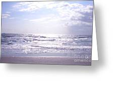 Cocoa Beach Afternoon Greeting Card