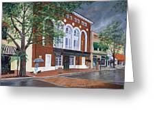 Cocoa Village Playhouse Greeting Card