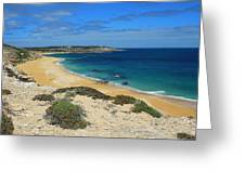 Coffin Bay Np 03 Greeting Card by David Barringhaus
