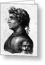 Cola Di Rienzo (1313-1354) Greeting Card
