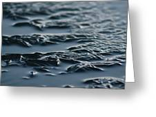 Cold Rivers Edge Greeting Card