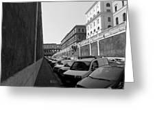 Colliseum Greeting Card