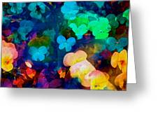 Color 104 Greeting Card