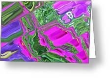 Color Craze Greeting Card