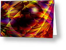 Color Design  Greeting Card by Anthony Caruso
