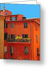 Color In Provence Greeting Card