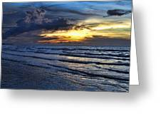 Color Of Light V2 Greeting Card