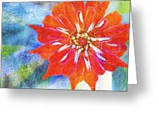 Color Symphony IIi Greeting Card