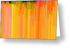 Color Tones 2  Greeting Card