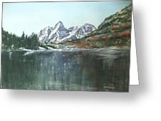 Colorado Beauty Greeting Card