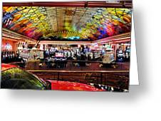 Colorado Casino Greeting Card