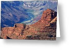 Colorado River I Greeting Card