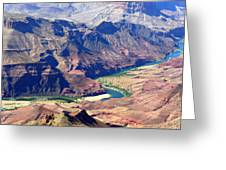 Colorado River IIi Greeting Card