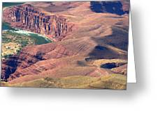 Colorado River Iv Greeting Card